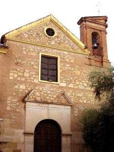 Ermita de la Virgen del Valle (Sagrada Familia) (Lucena)