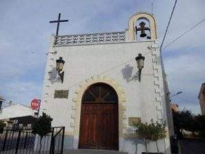 Ermita de Las Angustias (Orihuela)