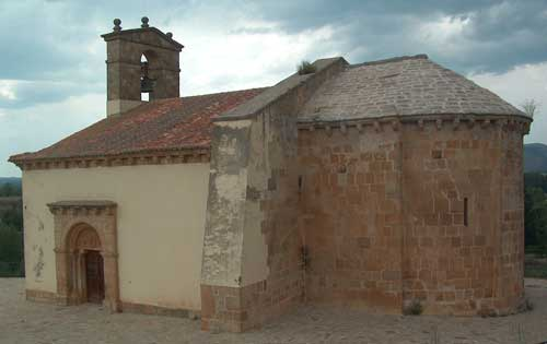 ermita de los santos martires garray