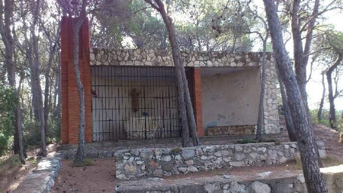ermita de maria assumpta poboleda