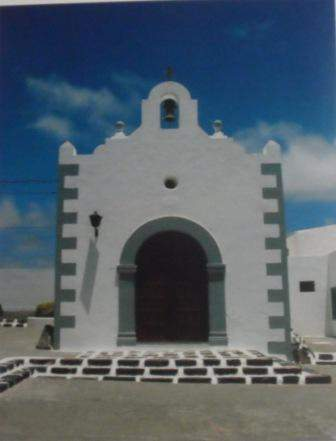 ermita de maria auxiliadora montana blanca san bartolome de lanzarote
