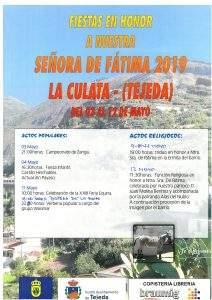 Ermita de Nuestra Señora de Fátima (La Culata) (Tejeda)