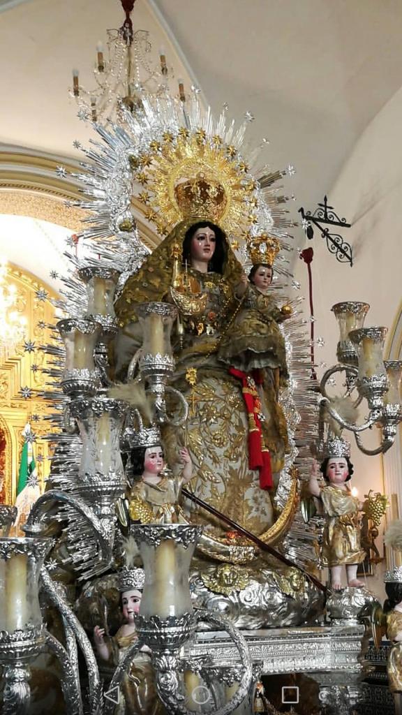 ermita de nuestra senora de la consolacion carrion de los cespedes