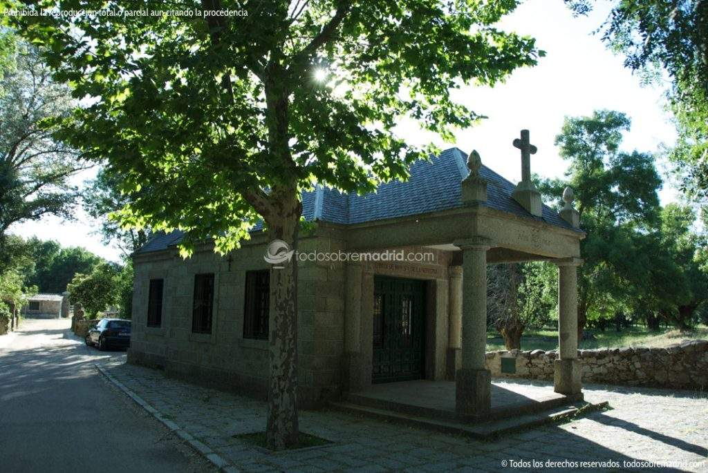 ermita de nuestra senora de la herreria el escorial