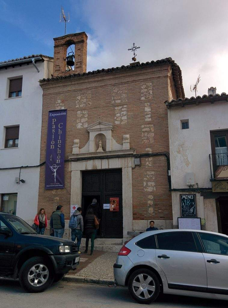 ermita de nuestra senora de la misericordia chinchon