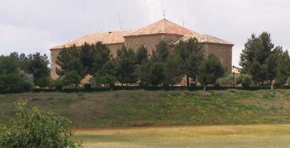 ermita de nuestra senora de la muela corral de almaguer