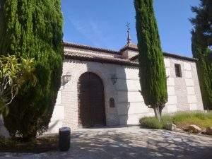 Ermita de Nuestra Señora de la Paz (Alcobendas)