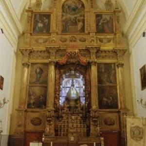 Ermita de Nuestra Señora de la Poveda (Villa del Prado)