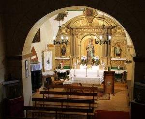 Ermita de Nuestra Señora del Amparo (Medina del Campo)