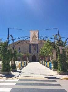 ermita de nuestra senora del ejido la puebla de almoradiel