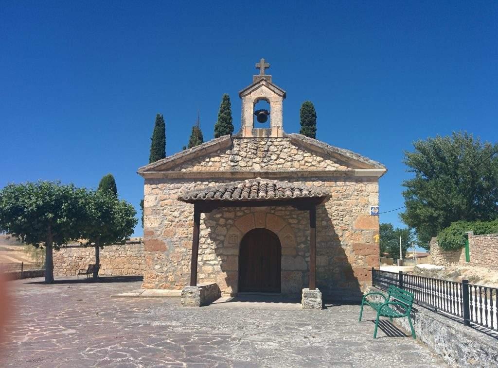 ermita de nuestra senora del monasterio rabe de las calzadas
