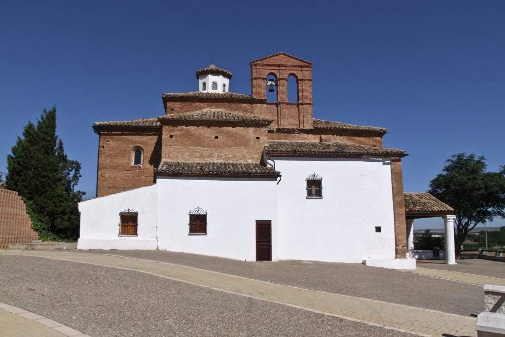 ermita de nuestra senora del pilar alfaro