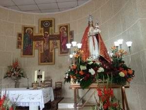 ermita de nuestra senora del rosario la cueva monteagudo