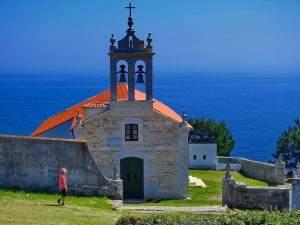 ermita de san adrian do mar malpica de bergantinos