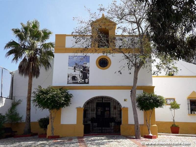 ermita de san antonio ceuta