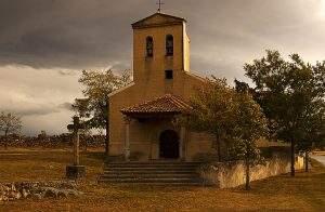 ermita de san antonio de juarrillos segovia