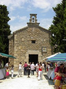 ermita de san antonio de padua bocairent