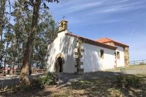 ermita de san antonio de padua candas