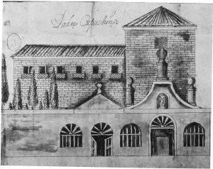 Ermita de San Antonio de Padua (Hermanos Capuchinos) (Orihuela)