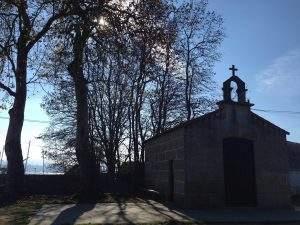 ermita de san bartolome meira
