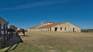 ermita de san benito abad montes de san benito