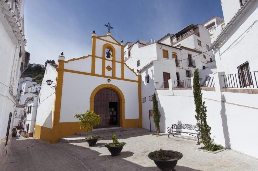 ermita de san benito setenil de las bodegas