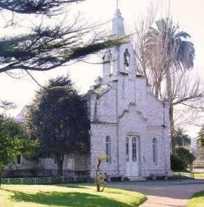 ermita de san caralampio y de la virgen del carmen isla de la toja 1