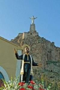 ermita de san cayetano monteagudo