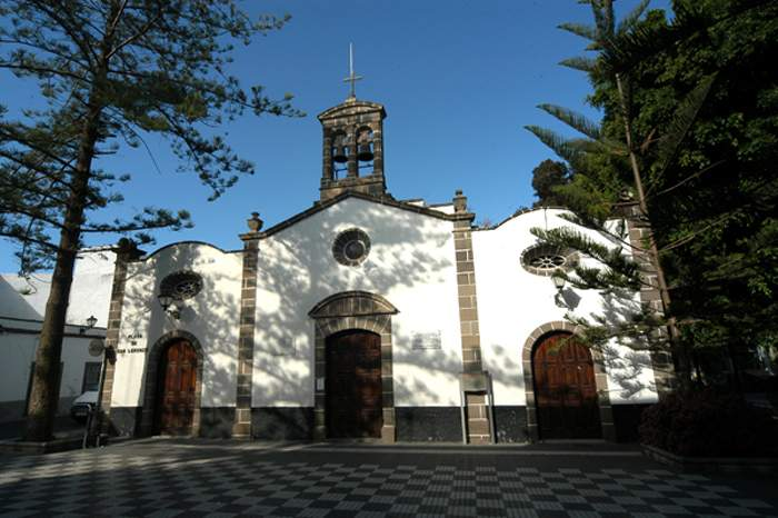 ermita de san gregorio magno las palmas de gran canaria