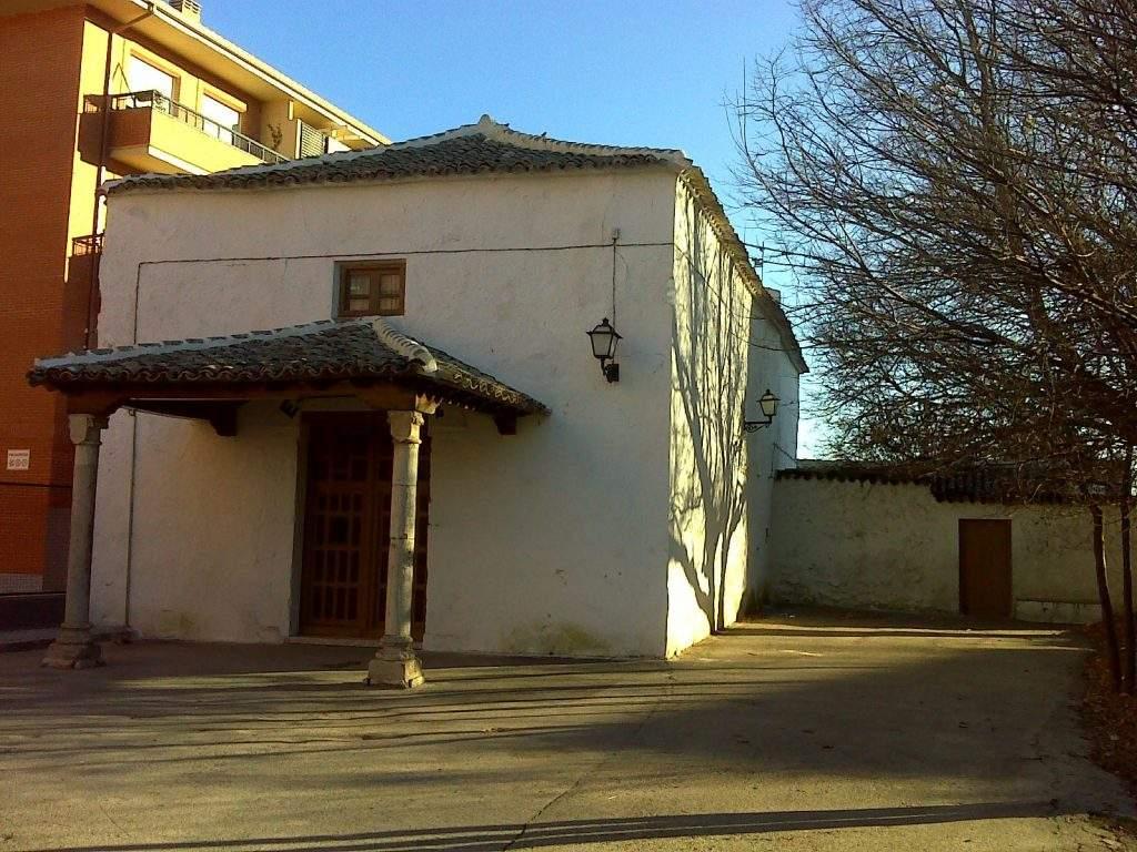 ermita de san isidro ocana