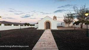 ermita de san isidro triquivijate