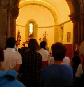 ermita de san jorge de manzaneda manzaneda