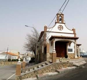 ermita de san jorge villatobas