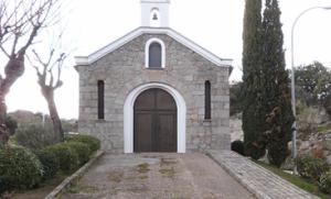 ermita de san jose navalagamella