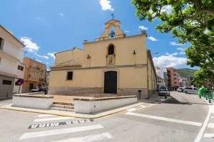 Ermita de San José (Pla de la Font) (Pego)