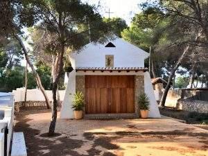 ermita de san juan bautista el portet moraira