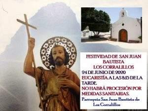 Ermita de San Juan Bautista (Los Corralillos) (Agüimes)