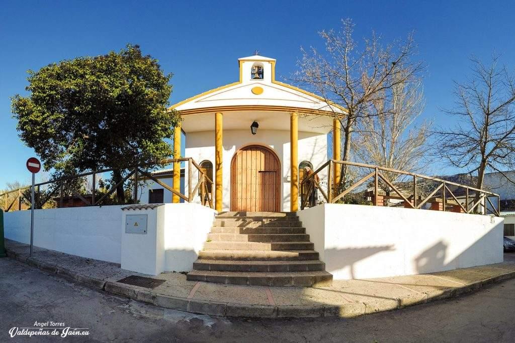 ermita de san juan bautista valdepenas de jaen