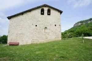 ermita de san juan de eulate eulate