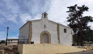 ermita de san lorenzo dosel cullera