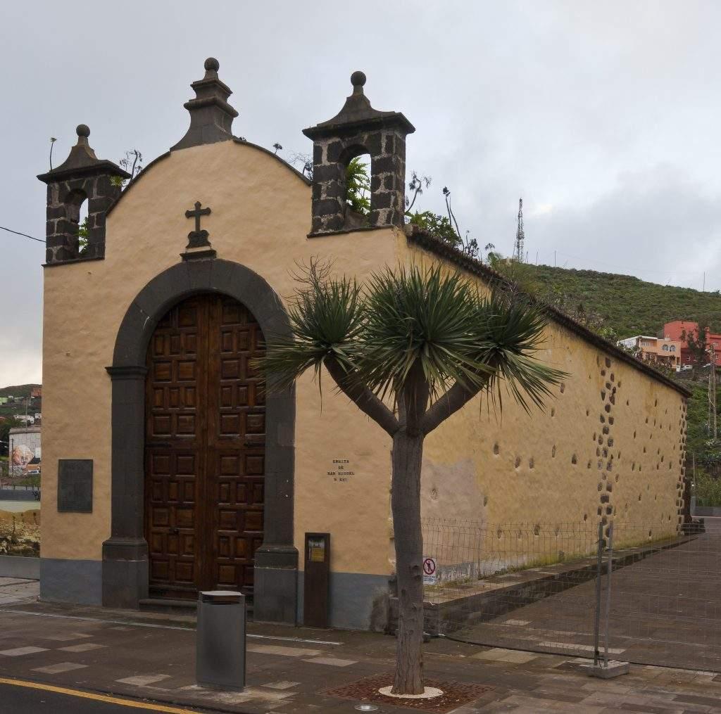 ermita de san miguel arcangel san cristobal de la laguna