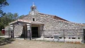 Ermita de San Miguel (Navalagamella)