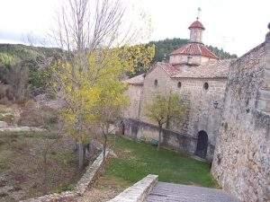 ermita de san miguel penarroya de tastavins