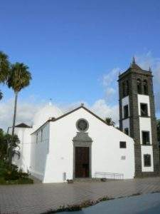Ermita de San Nicolás (El Sauzal)