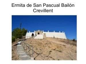 ermita de san pascual bailon crevillent