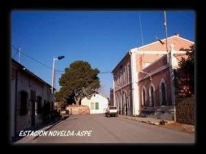 Ermita de San Pascual (Estación) (Novelda)