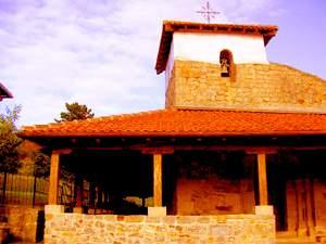 Ermita de San Pelayo Mártir (Bakio)