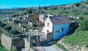 ermita de san pitar valle niza almayate