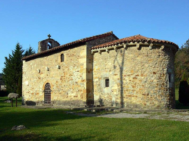 ermita de san roman escalante