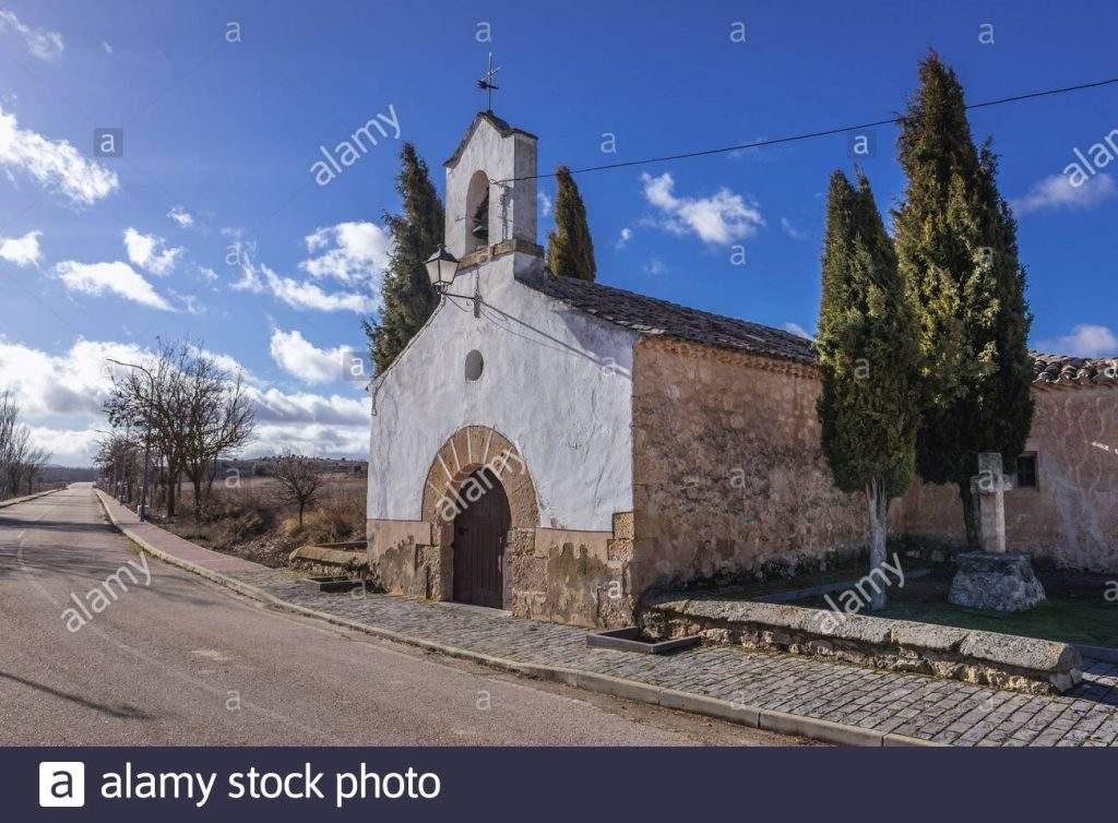 ermita de san roque san esteban de gormaz